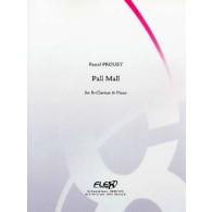 PROUST P. PAL MAL CLARINETTE