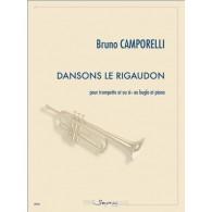 CAMPORELLI B. DANSONS LE RIGAUDON TROMPETTE