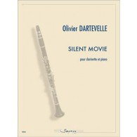 DARTEVELLE O. SILENT MOVIE CLARINETTE