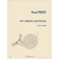 PROUST P. UN JARDIN JAPONAIS COR