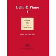 CELLO ET PIANO VOL 1