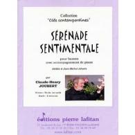 JOUBERT C.H.  SERENADE SENTIMENTALE BASSON