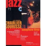 CHARLIER A./ SOURISSE B. LES CAHIERS DU JAZZ SAXO TENOR
