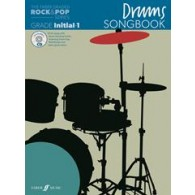 THE FABER GRADED ROCK & POP GRADE INITIAL -1 DRUMS