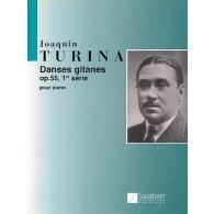 TURINA J. DANSES GITANES OP 55 VOL 1 PIANO