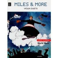 IGUDESMAN A. MILES & MORE VIOLONS