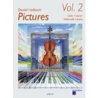 HELLBACH D. PICTURES VOL 2 VIOLONCELLE