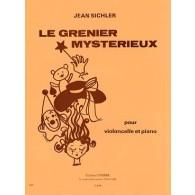 SICHLER J. LE GRENIER MYSTERIEUX VIOLONCELLE
