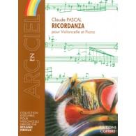 PASCAL C. RICORDANZA VIOLONCELLE