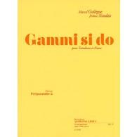GALIEGUE M./NAULAIS J. GAMMI SI DO TROMBONE