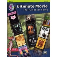 ULTIMATE MOVIE INSTRUMENTAL SOLOS COR