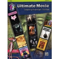 ULTIMATE MOVIE INSTRUMENTAL SOLOS FLUTE