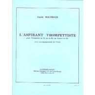 BAUDRIER E. L'ASPIRANT TROMPETTISTE TROMPETTE