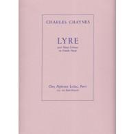 CHAYNES C. LYRE HARPE