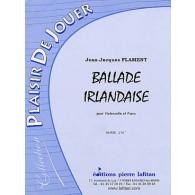FLAMENT J.J. BALLADE IRLANDAISE VIOLONCELLE