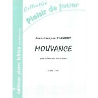 FLAMENT J.J. MOUVANCE SAXHORN ALTO
