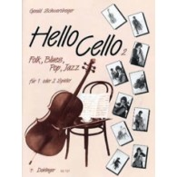 SCHWERTBERGER G. HELLO CELLO VOL 2 VIOLONCELLE