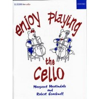 MARTINDALE M./CRACKNELL R. ENJOY PLAYING THE CELLO