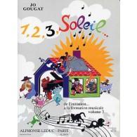 GOUGAT J. 1 2 3 SOLEIL VOL 3