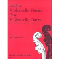 LEITCHE VIOLONCELLO-DUETTE VOL 1