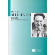 MILHAUD D. SONATE VIOLONCELLE