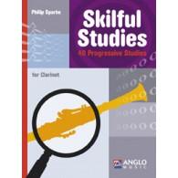 SPARKE P. SKILFUL STUDIES CLARINETTE