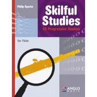 SPARKE P. SKILFUL STUDIES FLUTE