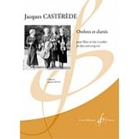 CASTEREDE J. OMBRES ET CLARTES QUATUOR