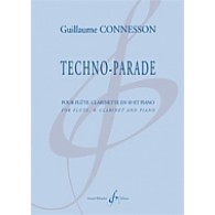 CONNESSON G. TECHNO-PARADE TRIO