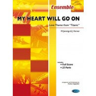 HORNES J. MY HEART WILL GO ON ENSEMBLE