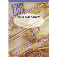 VAN DER ROOST J. FOUR OLD DANCES BOIS MUSIC BOX