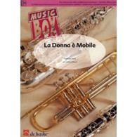 VERDI G. LA DONNA E MOBILE MUSIC BOX