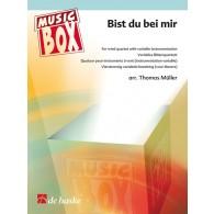 BACH J.S. BIST DU BEI MIR MUSIC BOX