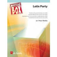 LATIN PARTY MUSIC BOX