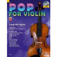 POP FOR VIOLIN 8 LOVE ME AGAIN VIOLON
