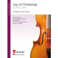 JOY OF CHRISTMAS FOR STRINGS