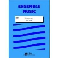ENSEMBLE MUSIC: PIAZZOLLA A. TANGUANGO