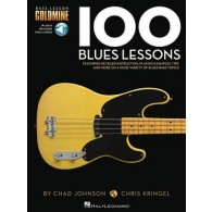 100 BLUES LESSONS GUITARE BASSE