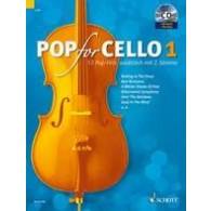POP FOR CELLO VOL 1
