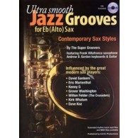 ULTRA SMOOTH JAZZ GROOVES FOR SAXO EB