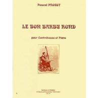 PROUST P. LE BON BARBU ROND CONTREBASSE
