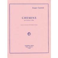 CASTEREDE J. CHEMINS CONTREBASSE