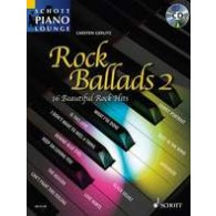 GERLITZ C. ROCK BALLADS VOL 2 PIANO