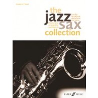 BENNETT R.R. THE JAZZ SAX COLLECTION SAXO ALTO OU BARYTON