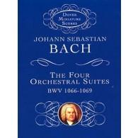 BACH J.S. THE FOUR ORCHESTRAL SUITES BWV 1066-1069 CONDUCTEUR