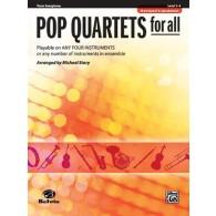 STORY M. POP QUARTETS FOR ALL SAXOPHONES TENOR