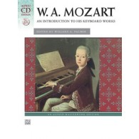 MOZART AN INTRODUCTION TO HIS KEYBOARD WORKS