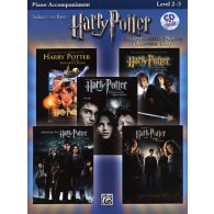 POTTER HARRY SELECTIONS PIANO ACCOMPAGNEMENT