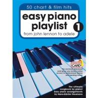 EASY PIANO PLAYLIST: VOL 1