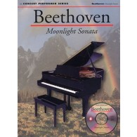 BEETHOVEN L.V. SONATE AU CLAIR DE LUNE PIANO